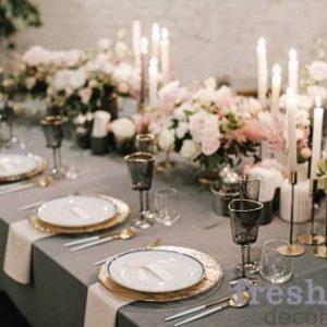 ukrashenie svadebnogo stola xarkov 1