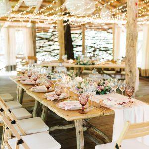 svetovoj dekor restorana sova koropovo