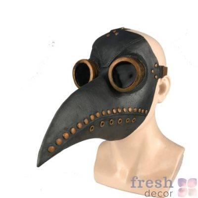 maska chumnogo doktora