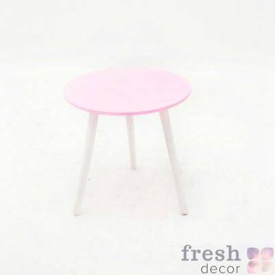 rozovyj zhurnalnyj stolik v prokat
