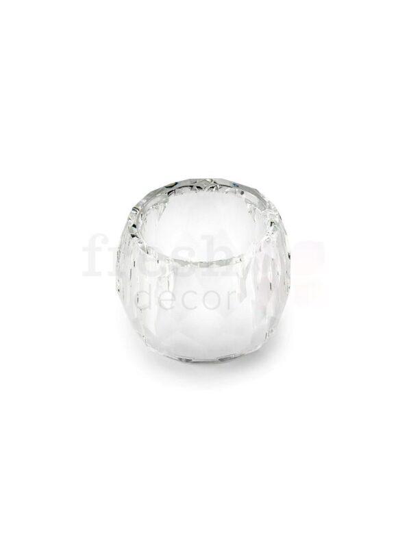 kolco dlja salfetki prizmaticheskoe stekljannoe 2