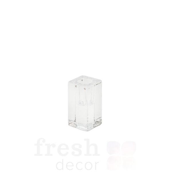 prjamougolnyj podsvechnik iz stekla