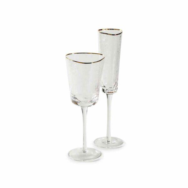 ice evans komplekt bokalov dlja vina i shampanskogo