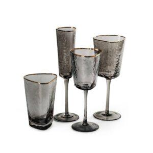 komplekt bokalov dlja vina shampanskogo i vody