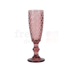 bokal dlya shampanskogo rozovogo cveta 1