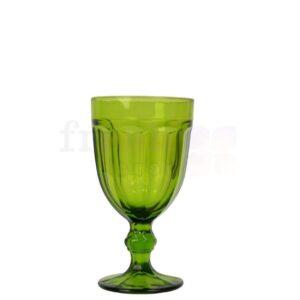 bokal dlya vina olivkovogo cveta 1