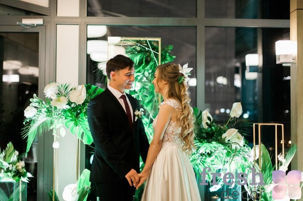 Свадьба в ресторане The Terrace, Kharkiv Palace Hotel