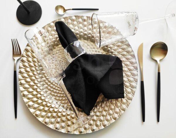 dizajnerskij nabor dlya servirovki stola veneciya 1