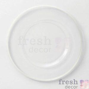 halo glass white podstanovochnaya tarelka 1
