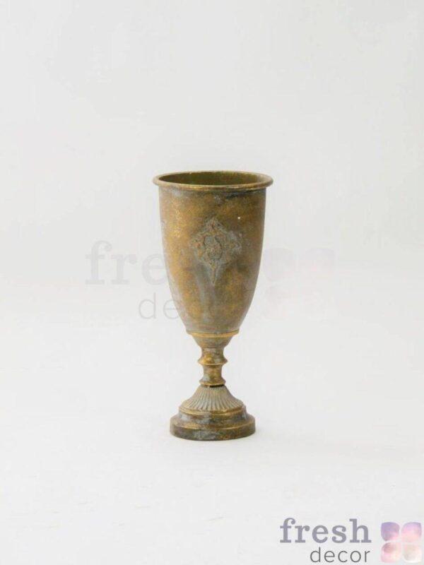 kashpo dlya cvetov bronzovogo cveta v proat 1