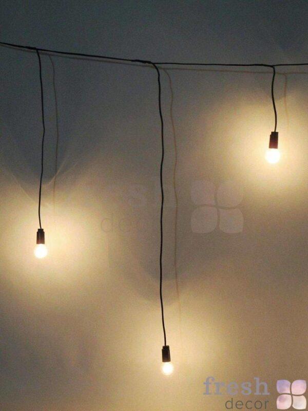 retro lampy girlyandy dlya dekora sten i poverxnostej 1