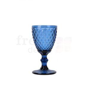 sinij bokal iz stekla 1 1