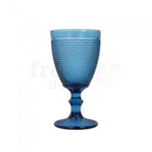 sinij bokal iz stekla 2