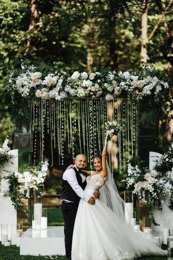 Свадьба в ресторане Сковорода в стиле классический модерн