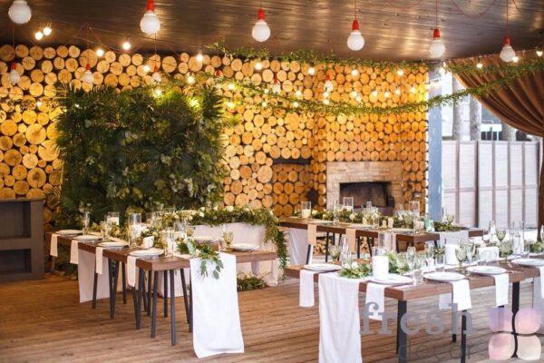 svetovoj dekor svadby v verxoly 1