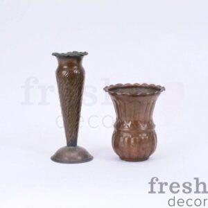 vaza iz medi i bronzy temnaya 2